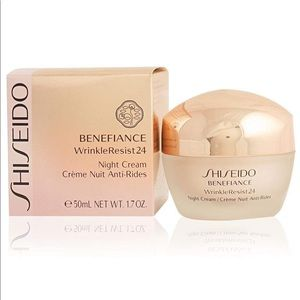 Shiseido Benefiance WrinkleResist24 Night Cream